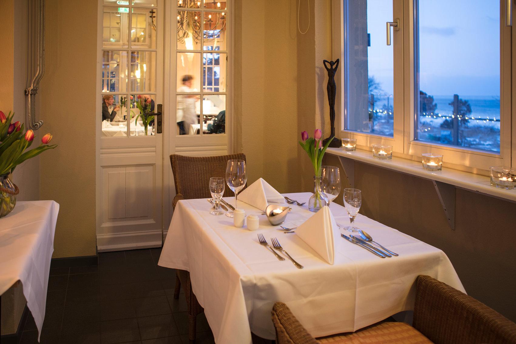 Restaurant | Strandvillen Heringsdorf